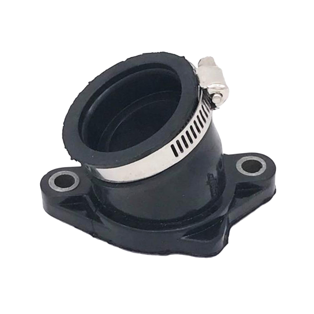 Carburetor Mainfold Adapter Pipe Flange for CG 200-250cc Go Kart Buggy