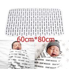 Nouveau nouveau-né bébé drap de lit étoile florale imprimé ensemble de literie pour nouveau-né berceau draps lit lin 100% coton impression bébé couverture(China)