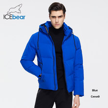 ICEbear 2019 새로운 겨울 두꺼운 따뜻한 남자 자 켓 세련 된 캐주얼 남자 코트 브랜드 의류 MWD19617I(China)