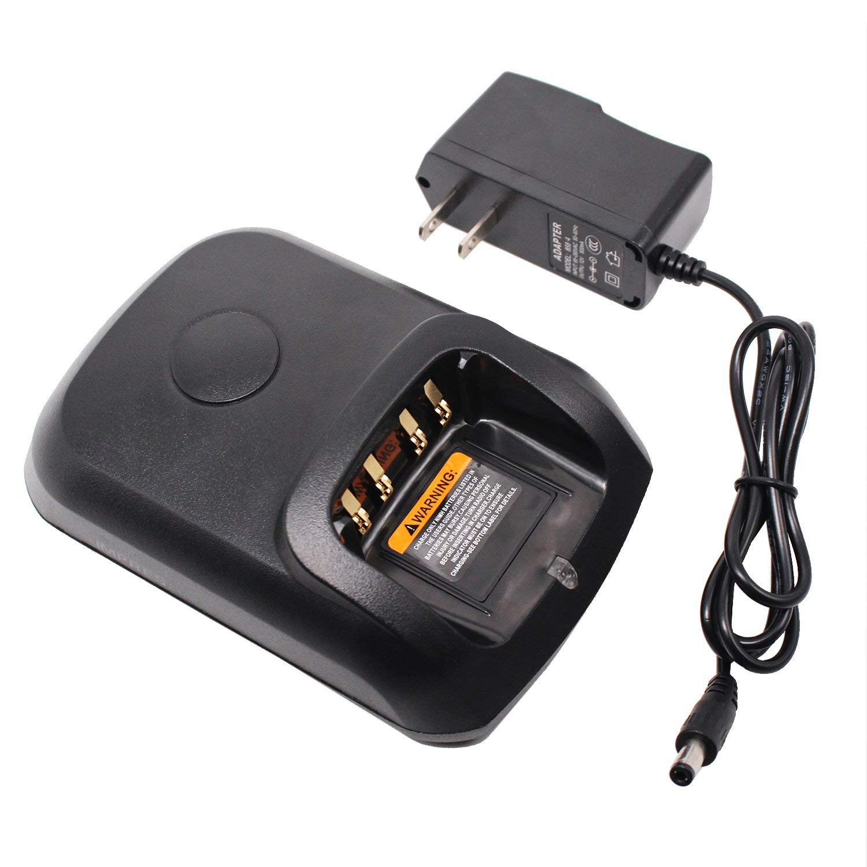 Rapid NO-IMPRES PMNN4077 Charger Base for Motorola DP3400 DP3401 DP3600 Handheld