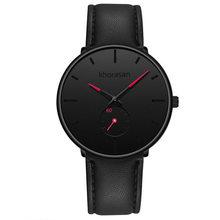 Herren Uhren hommes mode montres classique Montre-bracelet de luxe Ultra mince Montre Homme affaires Quartz horloge reloj hombre(China)