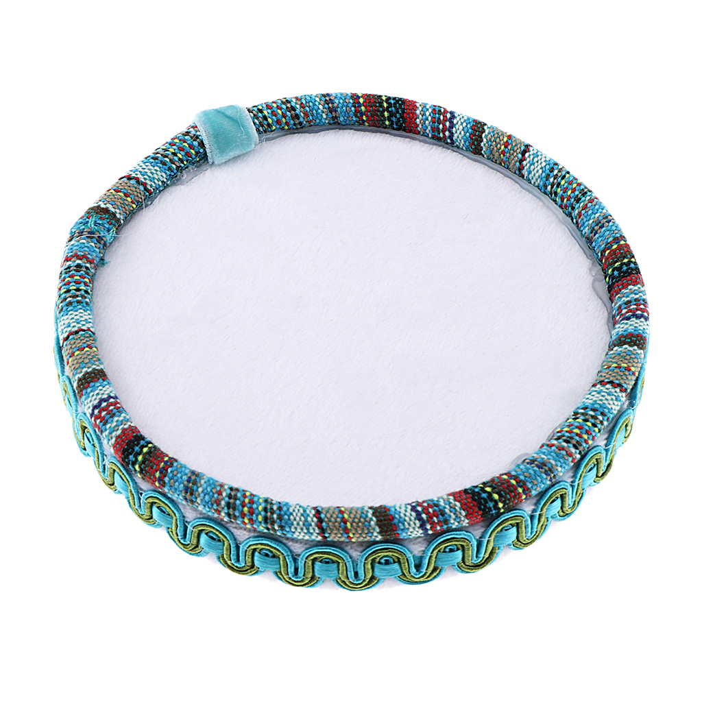 Wood +Fabric Beading Board Beads Mat Beading Tray for DIY Sewing Embroidery Jewelry Making Accessory