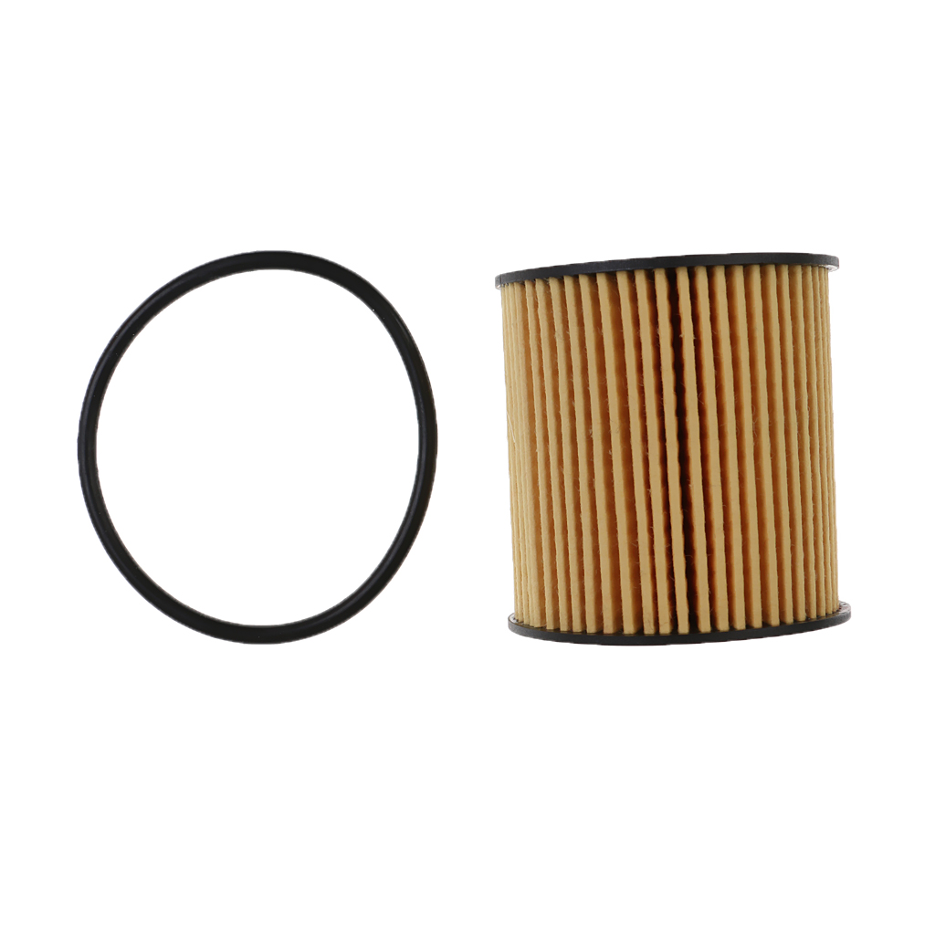 Auto Car Engine Oil Filter with Gasket for Citroen Peugeot 206 307 FUKANG