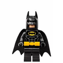 Фигура Мстителей Железный человек Тор Человек-паук Капитан Америка танос Бэтмен Marvel Супер Герои строительные блоки Наборы игрушек для дете...(China)