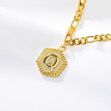 Индивидуальный начальный очаровательный ножной браслет для женщин золотой цвет цепочка с подвеской в виде лапы модный пользовательский бр...(China)