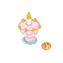 Alice In Wonderland Pin Film Kartun Turunan Bros Lencana Tas Aksesoris Enamel Perhiasan Hadiah untuk Penggemar Teman(China)