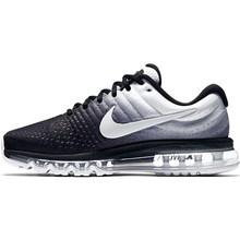 Nike AIR MAX мужская Беговая спортивная обувь уличные кроссовки спортивная Дизайнерская обувь 2017 Новая беговая дышащая шнуровка 849559-010(China)