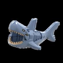 Legoing Cidade Do Oceano Barco Tubarão Única Venda de Montar Blocos de Construção de Brinquedos para As Crianças Da Cidade Legoing Bloco Barco Brinquedo Presentes(China)