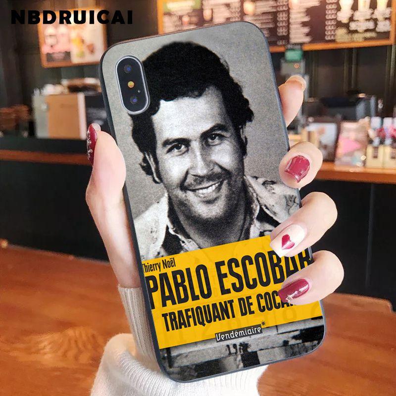 Narcos TV series Pablo escobar Printing
