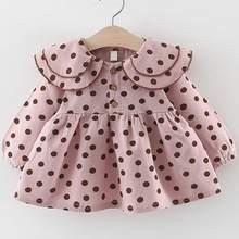 Melario dziecko dziewczyna sukienka jesień Baby Girl kostium księżniczki słodkie dziewczyny z długim rękawem T-shirt topy kreskówka żyrafa sukienka 2 sztuk garnitur(China)