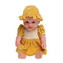 Bebê silicone boneca reborn baby dolls para meninas bebe reborn boneca lol boneca meninas brinquedos boneca brinquedos para as crianças do bebê surpresa(China)