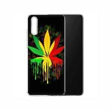 Mobile Phone Case For Huawei P Smart Z Plus P30 P20 P10 P9 P8 Lite Pro Hard Cover Bob Marleys Lion Rasta Lion Reggae Diy Shell(China)