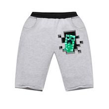 Minecrafted Vestiti di Estate per le Ragazze Top Dei Ragazzi T-Shirt Bianca Del Bambino Del Bambino Dei Bambini della Maglietta Bambini Vestiti Ringraziamento Vampirina(China)