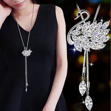 Ravimour Vòng Cổ Choker Nữ Opal Đá Bướm Lớn Collier Femme Trang Sức Thời Trang Hàn Quốc Dây Chuyền Dài Kolye Tặng Cho Bé Gái(China)