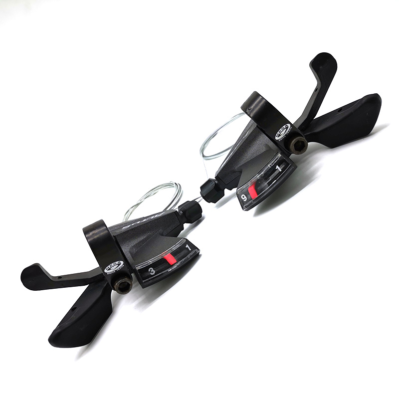 NEW Shimano SL-M370 3x9 27 Speed MTB Bike Brake Levers Set Shifter Shift