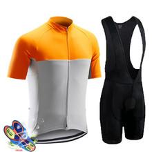 Specializeding 2019 Pro Tim Bersepeda Jersey Cepat Kering Ropa Ciclismo Hombre Triathlon Skinsuit Lengan Pendek Sepeda Seragam(China)