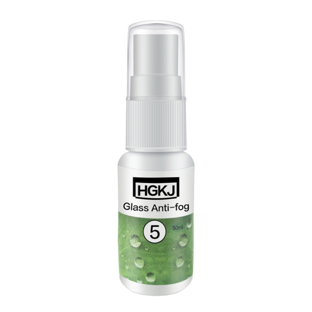 50ML HGKJ-5 Car Hydrophobic Coating Antifog Agent Rainproof Spray For Window
