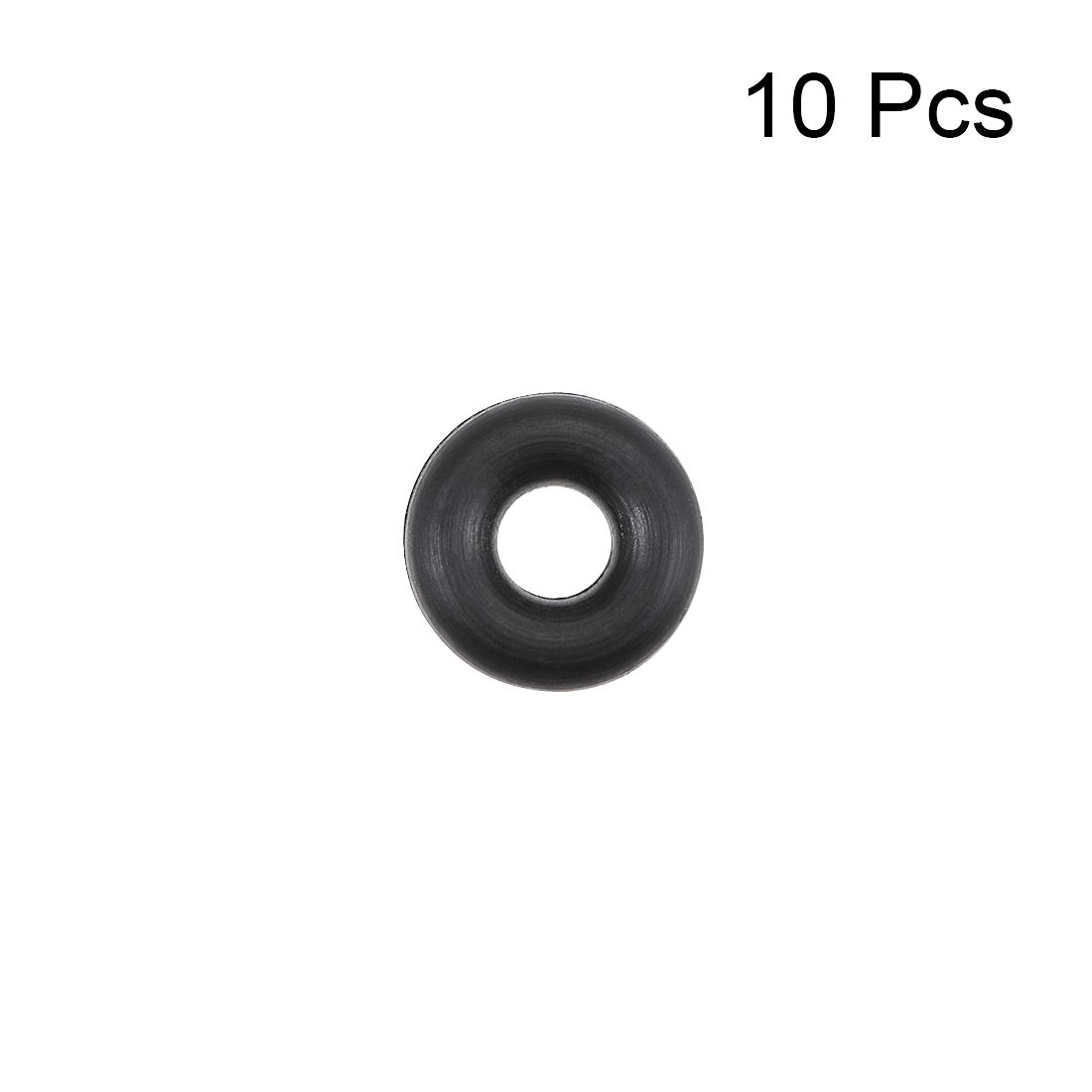 8mm OD 2mm Width uxcell Silicone O-Rings Seal Gasket 20pcs 4mm Inner Diameter