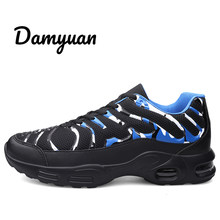 Damyuan 2020 Men's Casual Shoes Non-Leather Casual Shoes Men Shoes Big Size 47 Air Cushion Men Sneakers New Fashion Sport Shoes(China)