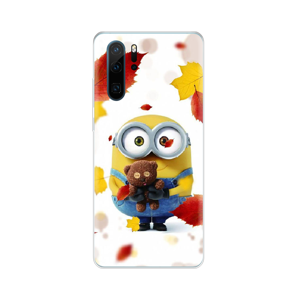 Minions Despicable Me cute Luxury Unique Design Phone Cover For ...