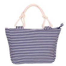 21 club marca de grande capacidade casual lona feminina bolsa compras viagens diárias bolsas ombro feminino multicolorido bolsas(China)