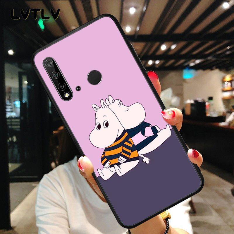 Cartoon Cute moomin hippo