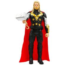 12 ''/30 centímetros Vingadores Marvel Venom Thanos Flash Superman Spiderman Batman Wolverine Hulk Homem de Ferro Thor Figura de Ação brinquedos Presentes Miúdo(China)