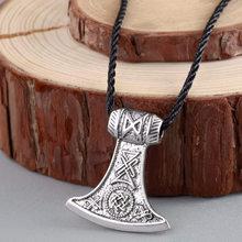 Chengxun viking solar amuleto pingente colar nordic charme eslavo estrela lada sinal pingentes talismã melhor amigo colar jóias(China)