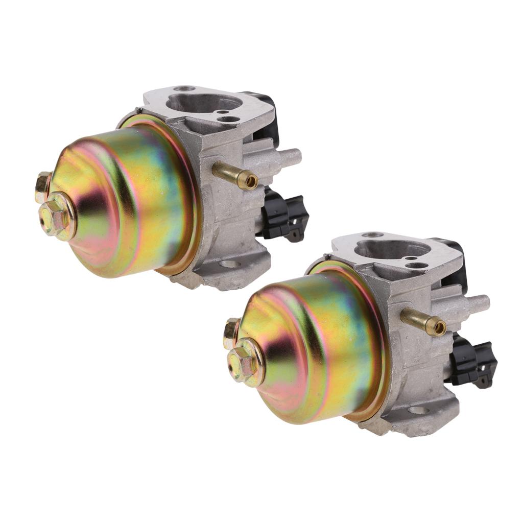 2 X Carburetor For Huayi 208CC Tiller 247.299320 170-VU 247.299341 170-VOA
