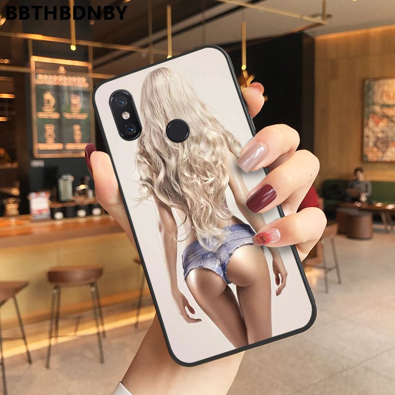 For Redmi note 6 pro carcasa para iphone 11
