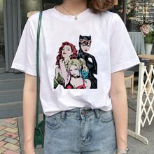 Joker Joaquin Phoenix Harajuku T Shirt Women Horror T-shirt Are You Smell Right Now Funny Cartoon Tshirt Fanshion Top Tee Female(China)