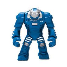 マーベルアベンジャーズ endgame ビッグ thanos さんハルクアイアンマンスパイダーマンヴェ hulkbuster 黒パンサービルディングブロック子供のおもちゃ(China)