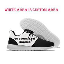 가벼운 운동화 통기성 운동화 뜨거운 xxxtentacion 여름 인쇄 캐주얼 신발(China)