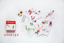40pcs/pack Fashion Summer Paper Sticker Album Diy Diary Sticker Handbook Decoration Label Scrapbooking Sticker Label(China)