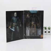 Action en PVC Gme 3D | Vendredi, le troisième chapitre Final avec Jason Voorhees 4, version Freddy VS Jason(China)