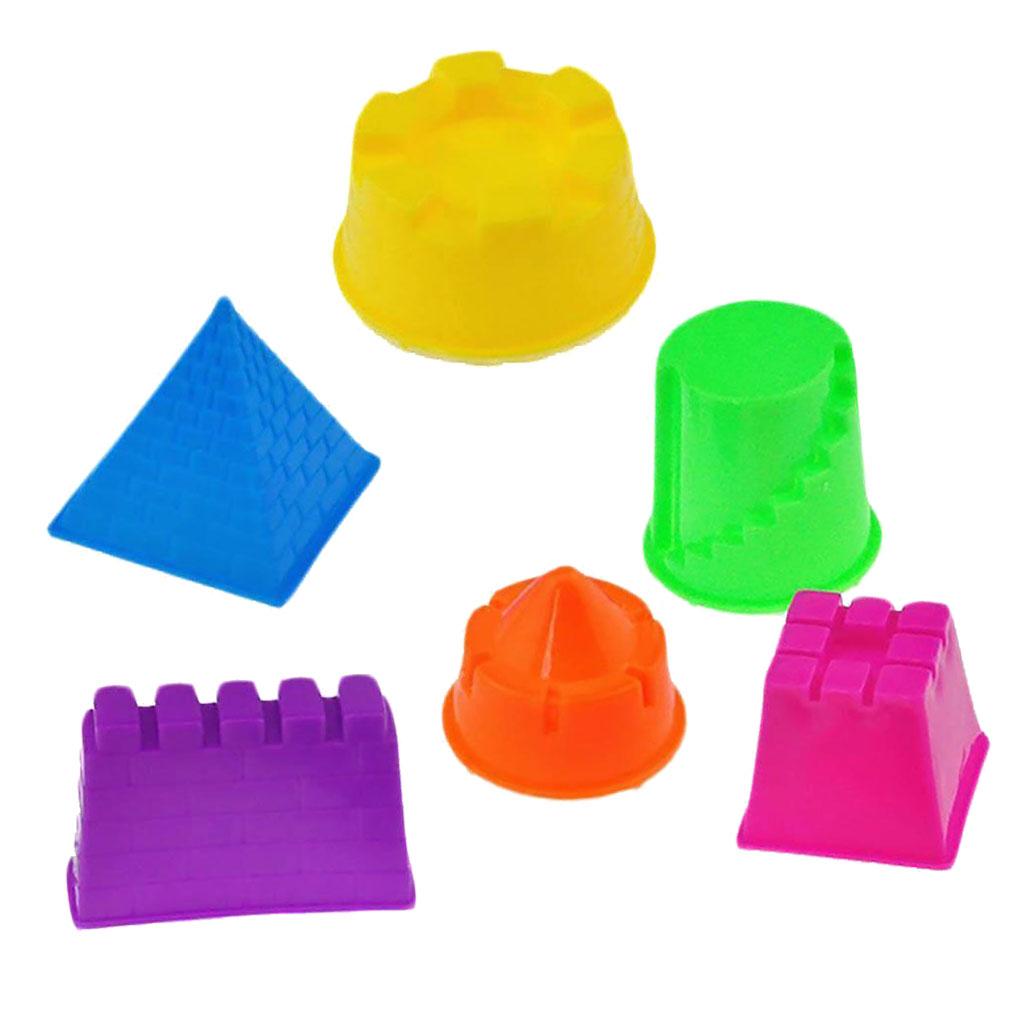 1 Set Kids Games Seaside Beach Sand Toy Play Sandbox Toys Hobbies DP