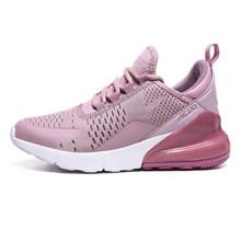 Nueva llegada zapatillas deportivas de diseñador de marca, zapatillas de deporte ligeras transpirables, almohadón de aire, zapatillas para correr para mujer de Moda de Primavera(China)