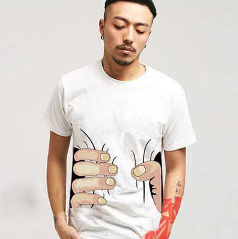 Мужская футболка Gamesalor Cool /# 5733