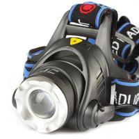 1600lm водонепроницаемые xml t6 cree зумирования отрегулировать фокус привело фар зум фары для велосипедов кемпинга Охота
