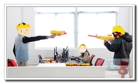 Игрушечное оружие Oem Nerf 20 toy1