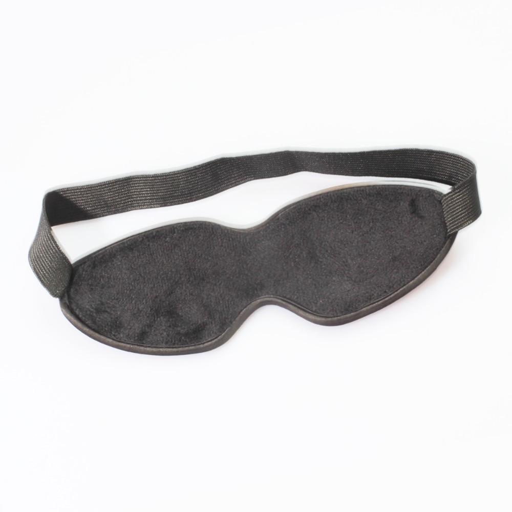 2 ב 1 ערכת נהדר סאטן, קטיפה איפוק קיט: האזיקים ואת כיסוי העיניים, מין איפוק מוצרים למבוגרים