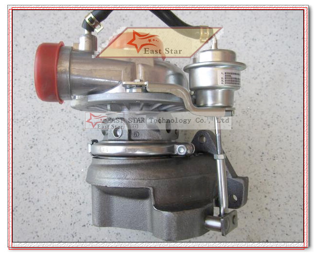 RHF5 8973125140 Turbocharger Turbo For ISUZU Trooper SUV 2000-2011 Opel Monterey B SUV 1998-1999 4JX1T 4JX1TC 3.0L DTI 160HP (3)