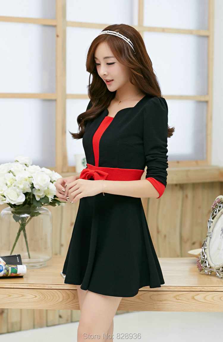 Beautiful Dresses For Women Fall 2014 WD WD