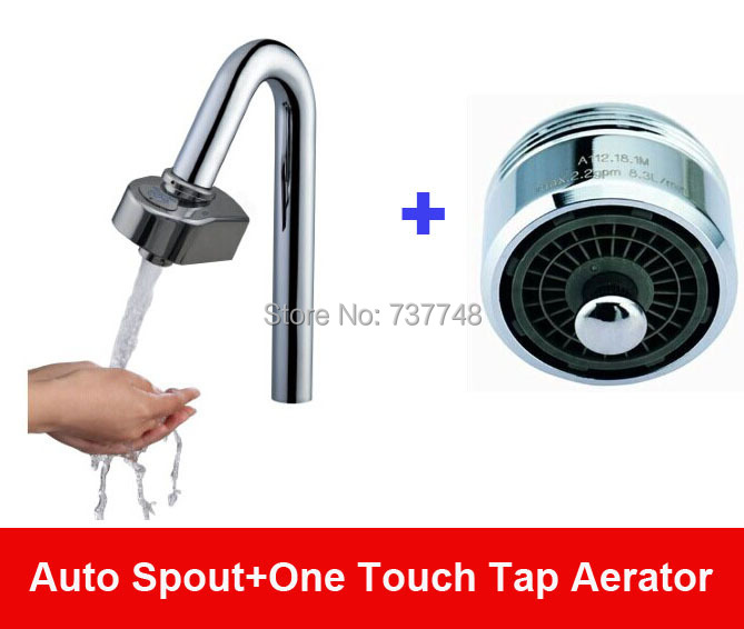 Buy Change Manual Faucet Into Automatic Faucet Save Water Up To 70 And Diy