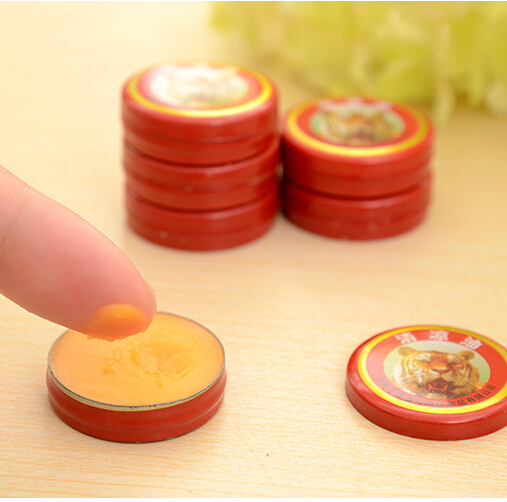 3pcs/lot aliexpress hot selling Factory direct Balm Tiger Head refreshing essential oil mosquito elimination balsamo for summer(China (Mainland))
