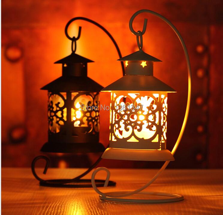 Free shipment ! Hurricane lamp / Hnaing lanter , Fashion home decoration , , candel holder(China (Mainland))