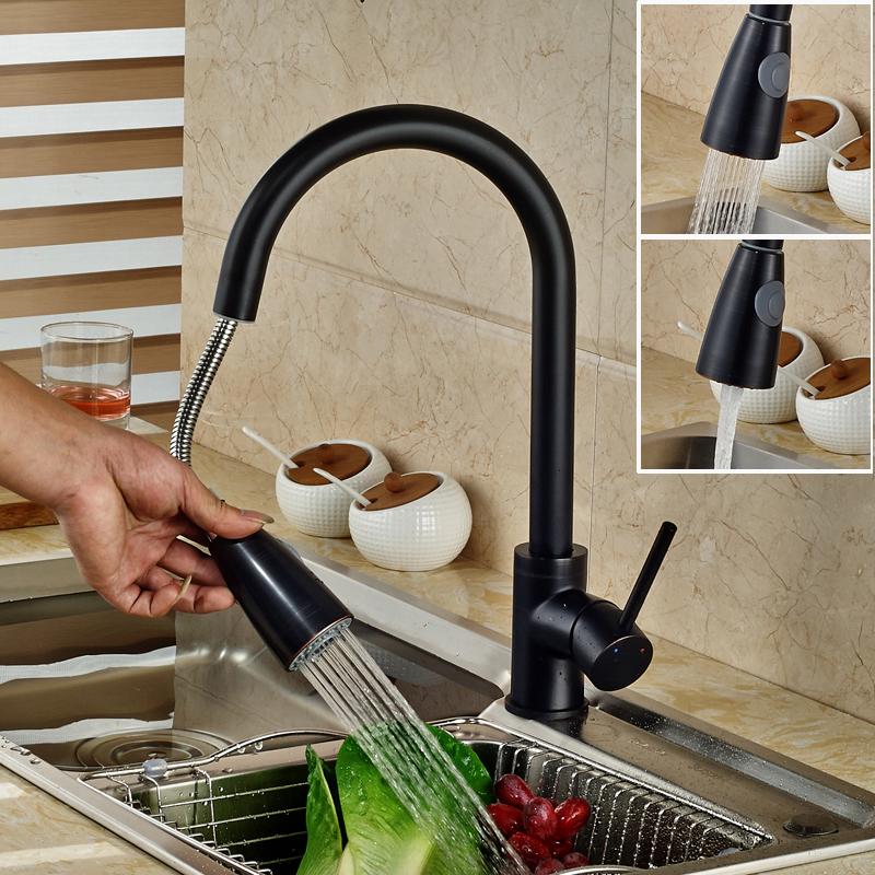 Bronze robinet de cuisine promotion achetez des bronze - Mitigeur cuisine bronze ...
