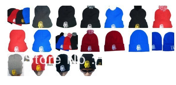last kings beanie winter cap mixed order free shiping brand beanies(China (Mainland))