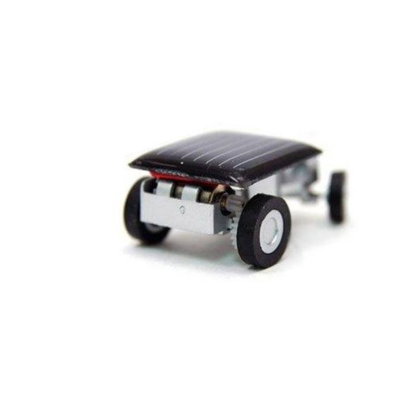 Solar Power Mini Toy Car Racer Educational Gadget W #NVP(China (Mainland))