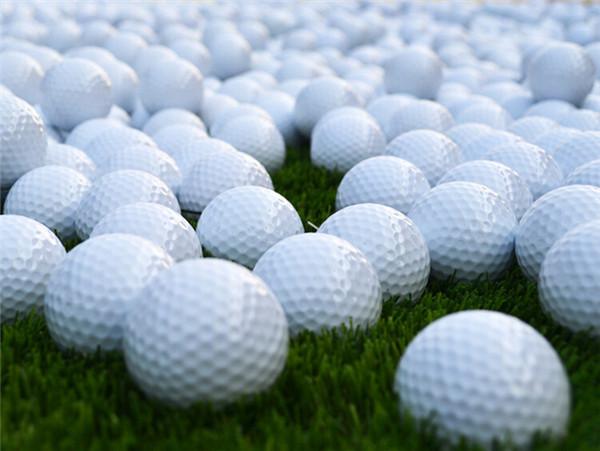 Hot selling Good quality driving range golf ball(China (Mainland))